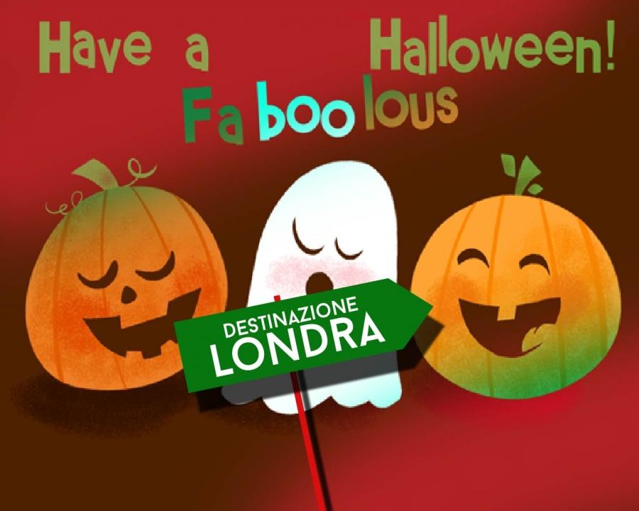 Halloween Londra.Halloween A Londra
